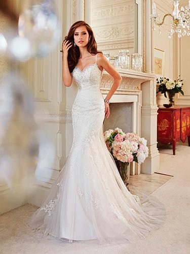 Vestido de Noiva - Y21444