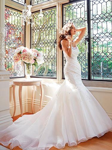 Vestido de Noiva - Y21449
