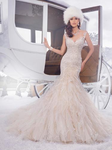 Vestido de Noiva - Y21502