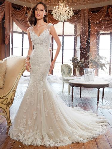 Vestido de Noiva - Y21507