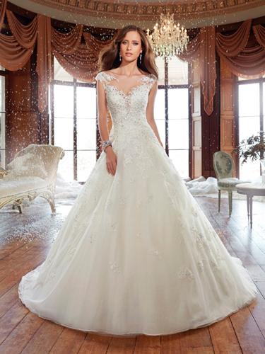 Vestido de Noiva - Y21509