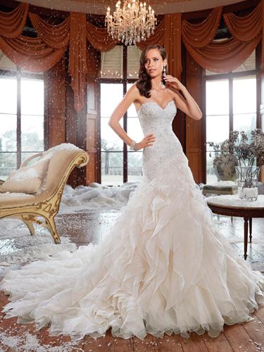 Vestido de Noiva - Y21511