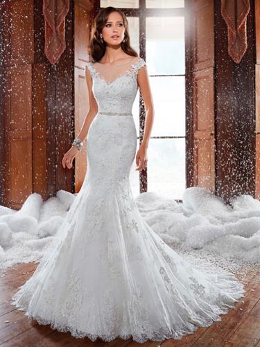 Vestido de Noiva - Y21512