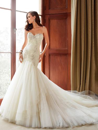 Vestido de Noiva - Y21514