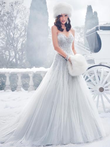Vestido de Noiva - Y21521