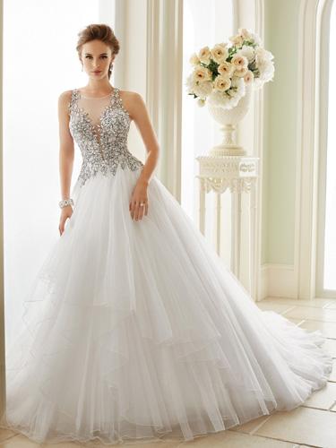 Vestido de Noiva - Y21655