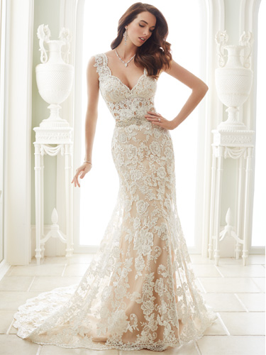Vestido de Noiva - Y21656