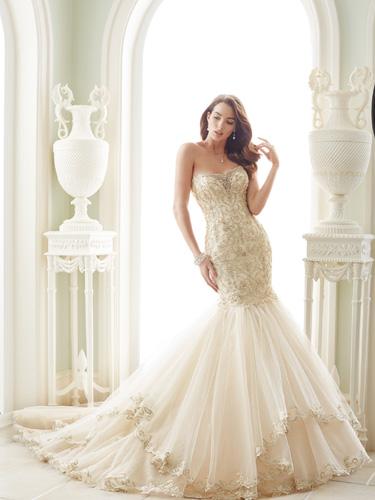 Vestido de Noiva - Y21657