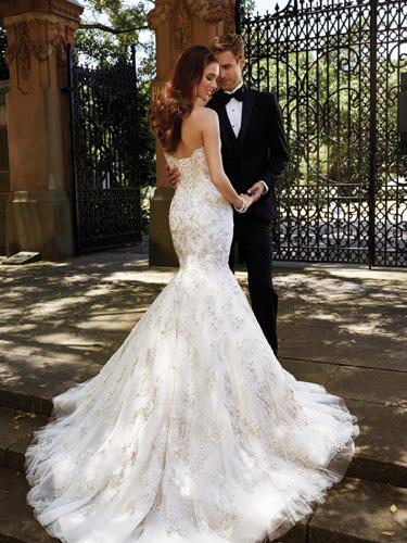 Vestido de Noiva - Y21659