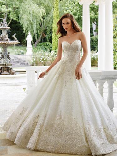 Vestido de Noiva - Y21661