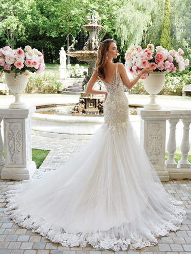 Vestido de Noiva - Y21665