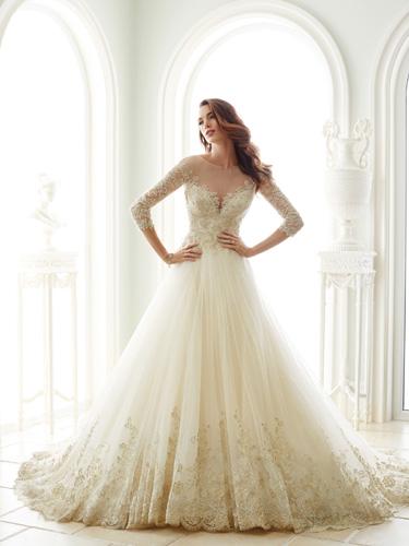 Vestido de Noiva - Y21666