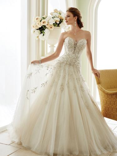 Vestido de Noiva - Y21670