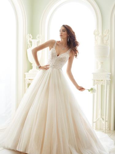 Vestido de Noiva - Y21673