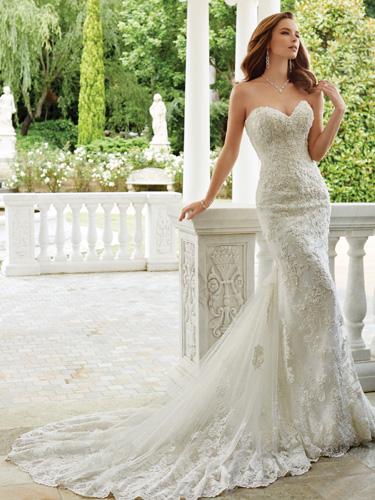 Vestido de Noiva - Y21674