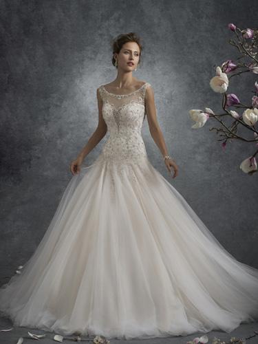 Vestido de Noiva - Y21748