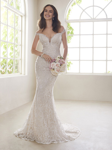 Vestido de Noiva - Y21810A