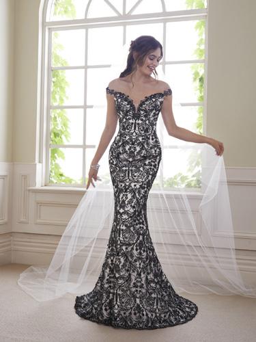 Vestido de Noiva - Y21810B