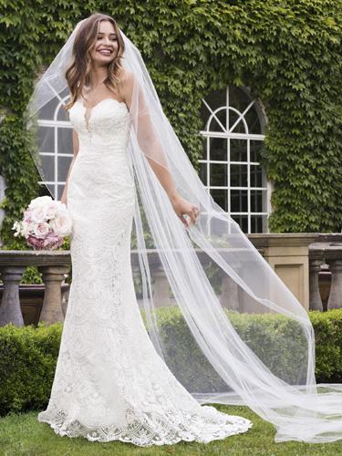 Vestido de Noiva - Y21813