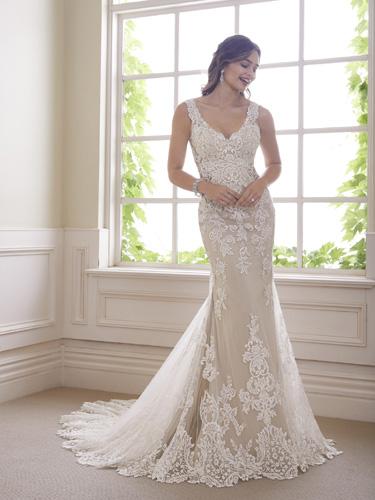 Vestido de Noiva - Y21819