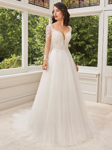 Vestido de Noiva - Y21974B