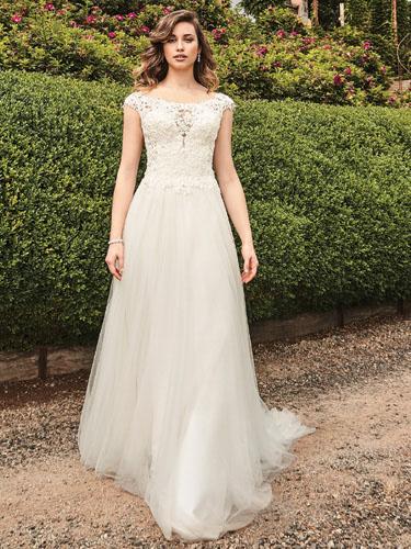 Vestido de Noiva - Y21984