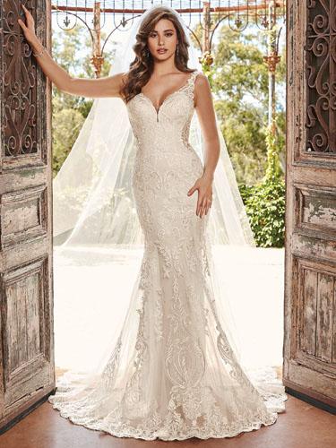Vestido de Noiva - Y21988