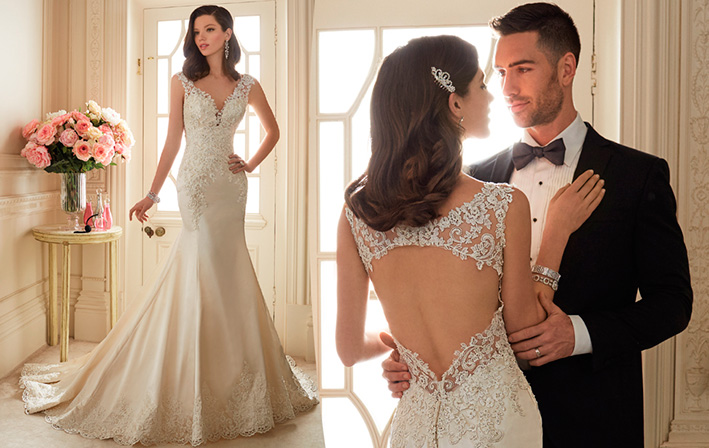 Tutti Sposa - Coleção Sophia Tolli for Mon Cheri Bridal